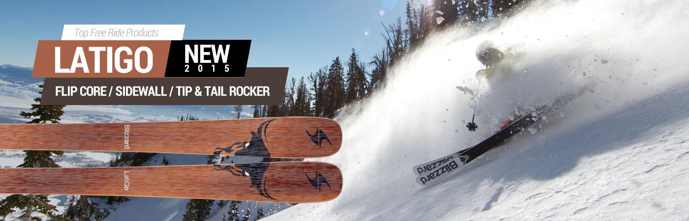 Prodotti sciare sci latigo